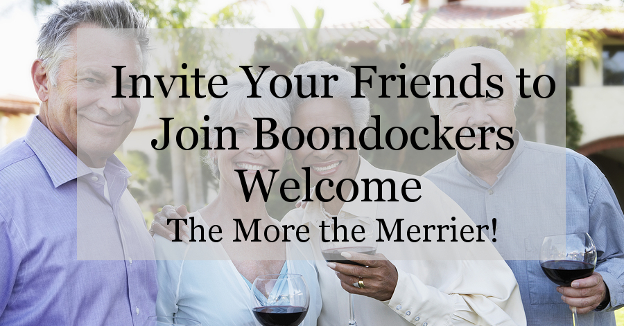 Invite Your Friends to Join Us!