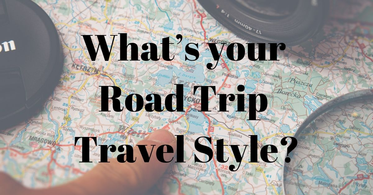 What's your Road Trip Travel Style?