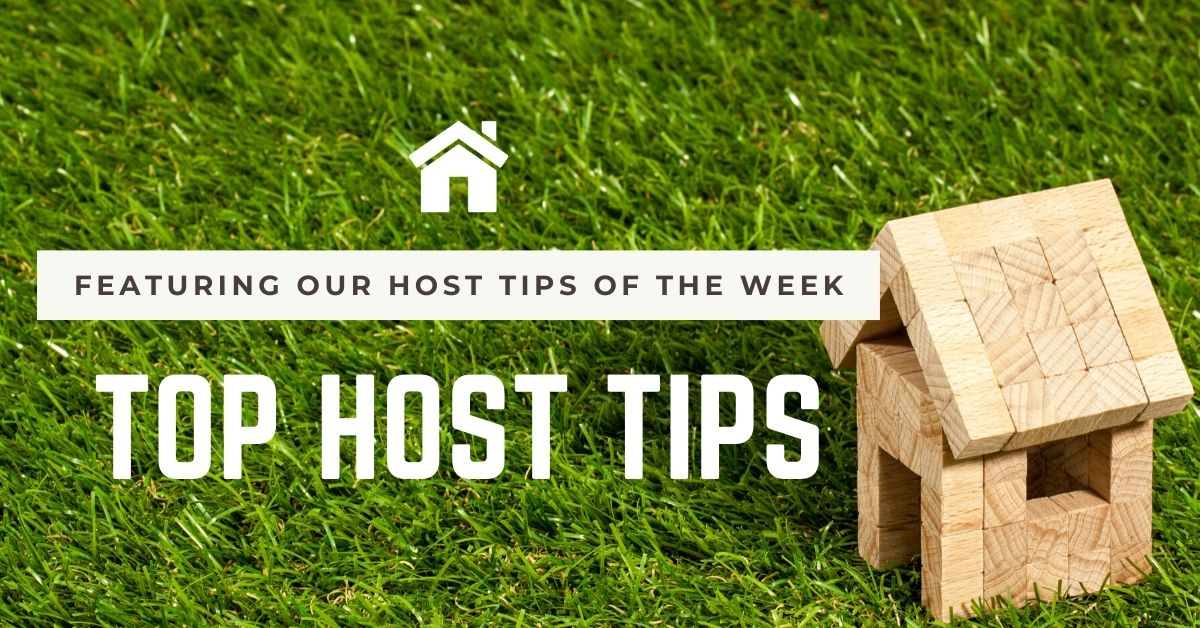 Top Host Tips